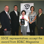 SSOE Named a Best AEC Firm to Work For