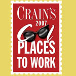 "SSOE Named Crain's ""Cool Place to Work"" and Continues it's Hiring Blitz"