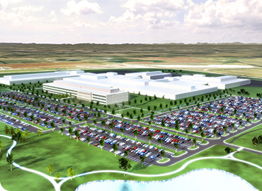Nuclear Regulatory Agency New Campus