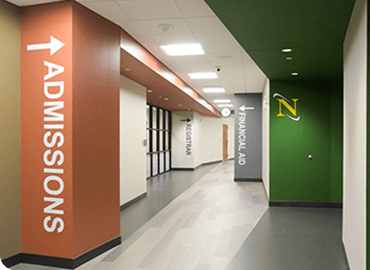 Student Services Renovations / Addition