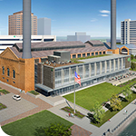 "ProMedica Headquarters – Steam Plant Project Receives ENR's Midwest 2018 ""Best Projects"" Award and Honorable Mention in BD+C's 2018 Reconstruction Award"