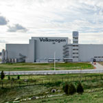 Volkswagen's Chattanooga automotive assembly plant