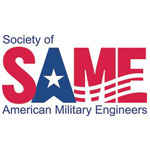 SAME logo - Society of American Military Engineers