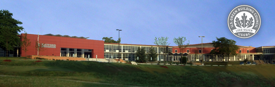 Stratford High School LEED Silver Certification Feature