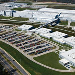 Volkswagen Chattanooga - First LEED Platinum Automotive Manufacturing Plant