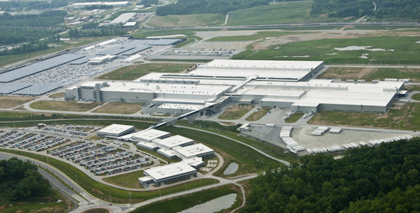 $1Billion Chattanooga Automotive Production Facility