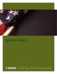 Download the SSOE Government services brochure