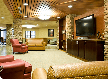 Lutheran Village at Wolf Creek Extended Care Renovations