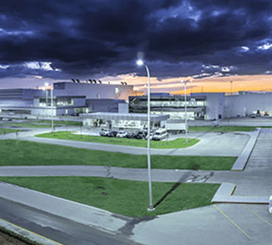 1.9 Million SF Automotive Assembly Plant in Mexico