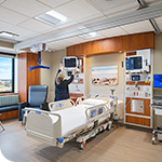 SSOE Group Provided Architectural and Engineering Services on Recently Completed Beaumont Health Cardiac Intensive Care Unit