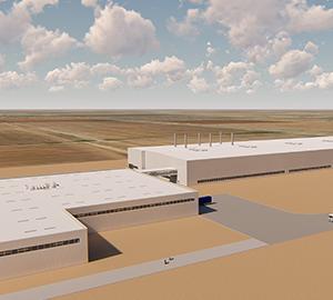 Greenfield EV Facility Design