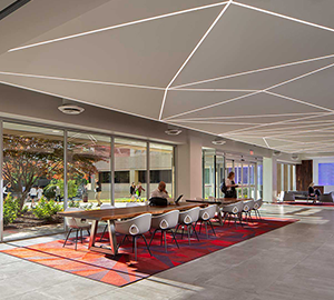 Administration Building Lobby and Woolman Café Renovation