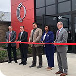 SSOE's CEO Vince DiPofi Joins Owens Community College at Grand Opening Ceremony of $9.6M Dana Center